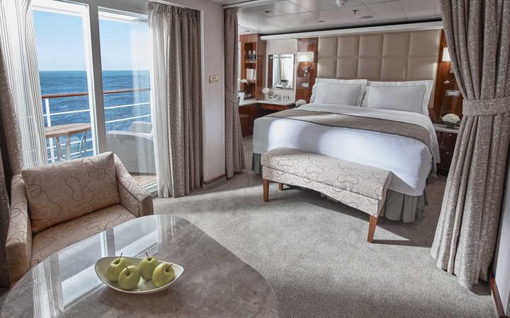 Photo Cabine Seven Seas Voyager - Cabine Suite