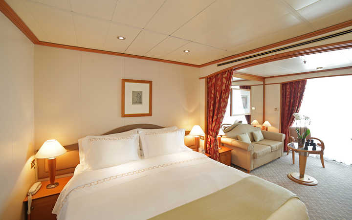 Photo Cabine Silver Whisper - Cabine Suite