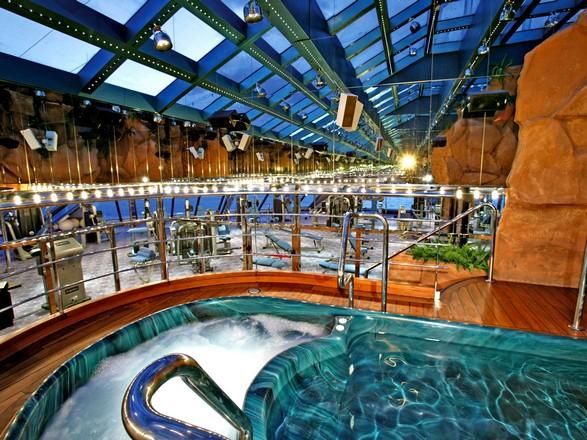 Costa fortuna costa croisi res photos vid o plan et - Costa luminosa piscine ...
