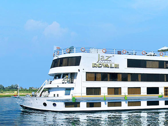 photo ab navire Jaz Royal