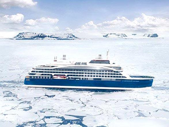 EXPÉDITION : Le pôle Nord géographique // Vol retour inclus