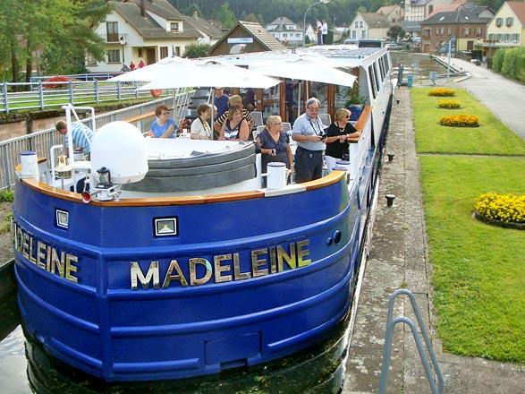 Madeleine (ou similaire)