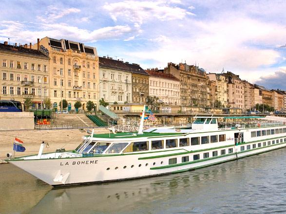 Traversez l'Europe de Budapest à Strasbourg (BUS)