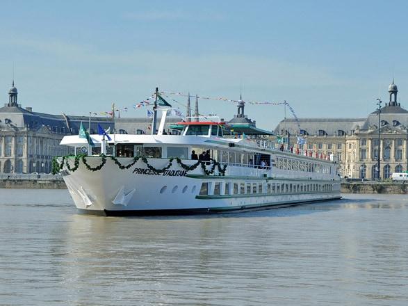 croisière Gironde Garonne - Gironde Garonne : L'Estuaire de la Gironde et la Garonne (BOQ)