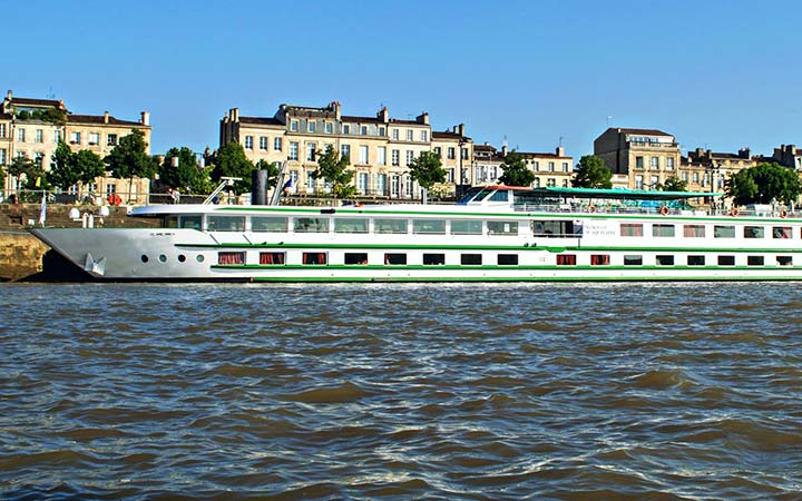 MS Rhône Princesse (ou similaire)