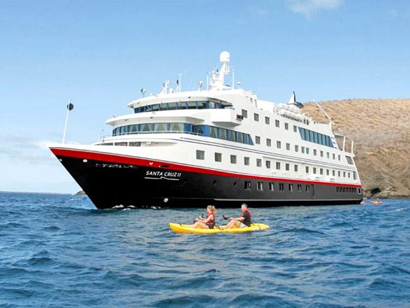Expédition dans les îles Galapagos