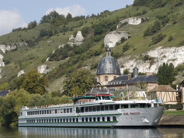 croisière Seine - Seine : Des lieux mythiques de Paris aux plages de la Côte Fleurie (HON)