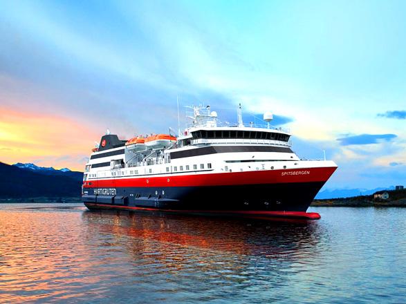 MS Spitsbergen (ou similaire)