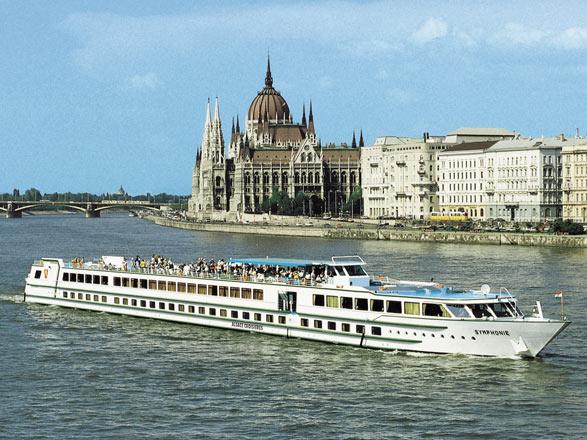 croisière Danube : Le beau Danube Bleu, un flamboiement de styles (PUC)