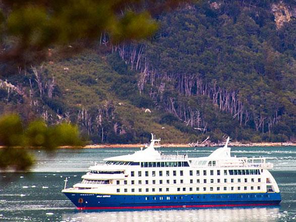 Buenos Aires et les fjords chiliens : Croisière d'exploration en Terre de Feu (1W2_PP)