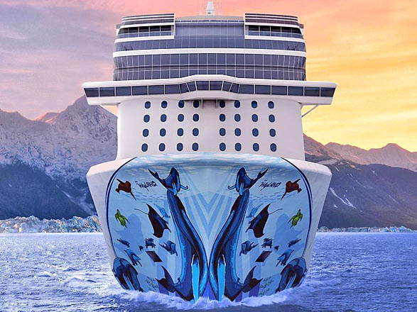 Nouvel An à bord du Norwegian Bliss
