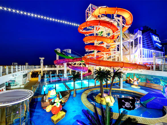 photo ab navire Norwegian Getaway