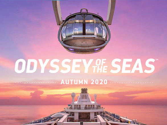 Croisière Odyssey of the seas Nouvel An