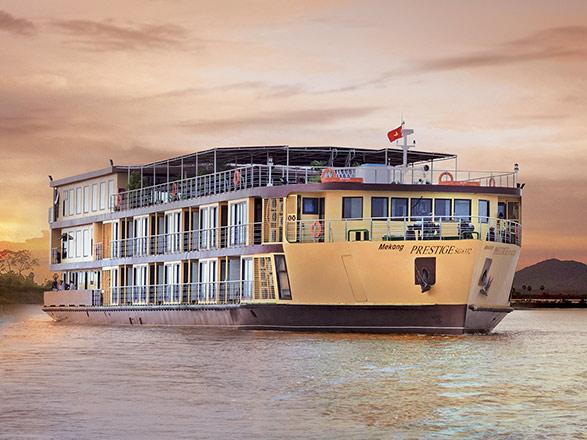 R/V Mekong Prestige Croisière Jour de l'An
