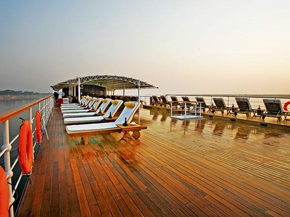 croisière Irrawady (Birmanie) : Au coeur de la Birmanie : l'Irrawaddy de Mandalay à Bagan - Vol + Hôtel inclus - Vols inclus