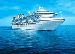 photo ab navire Sapphire Princess
