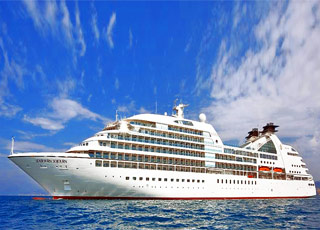 Croisière Seabourn Sojourn