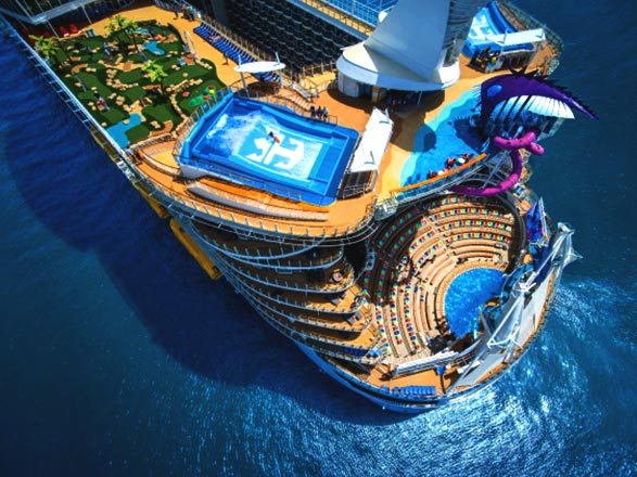 photo ab navire Symphony of the Seas
