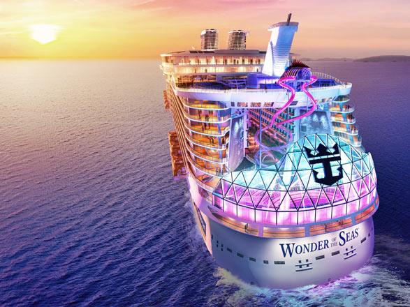photo ab navire Wonder of the seas