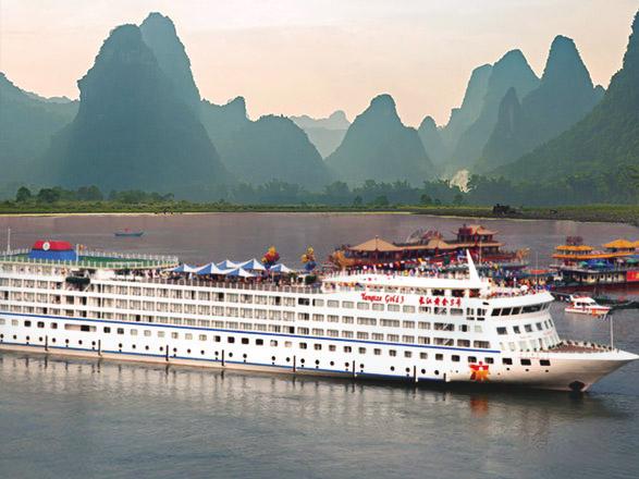 Croisière Yangtze Gold Cruise N°3