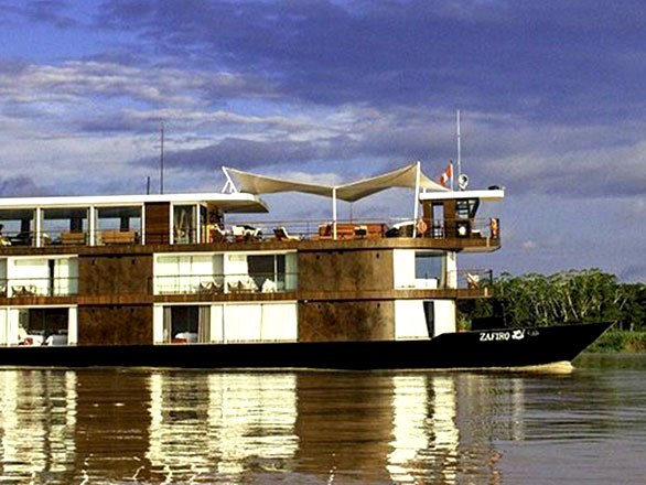 Du nord Archéologique au Fleuve Amazone (12L) - Vols inclus