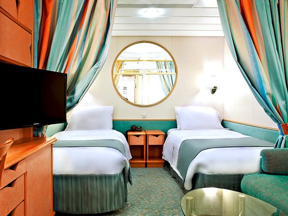 Foto cabina Adventure of the Seas  - Cabina interna