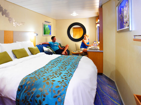 Foto cabina Allure of the Seas  - Cabina interna