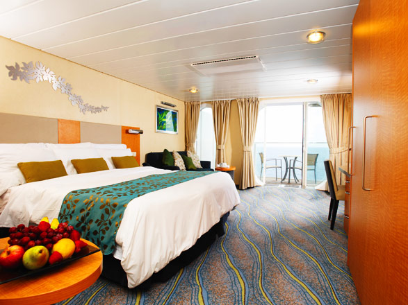 Foto cabina Allure of the Seas  - Cabina suite