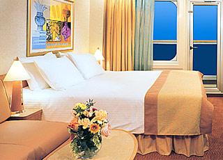 Foto cabina Carnival Victory  - Cabina con balcone