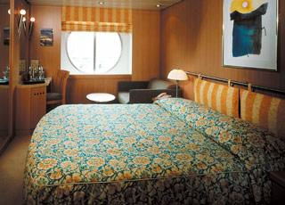 Foto cabina Celebrity Infinity  - Cabina esterna