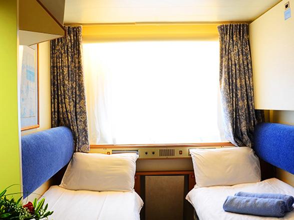 Foto cabina Celestyal Olympia  - Cabina esterna