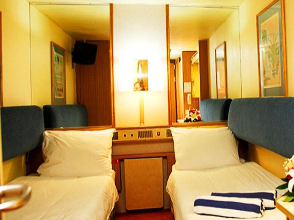 Foto cabina Celestyal Olympia  - Cabina interna