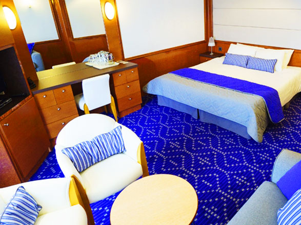 Foto cabina Celestyal Olympia  - Cabina suite