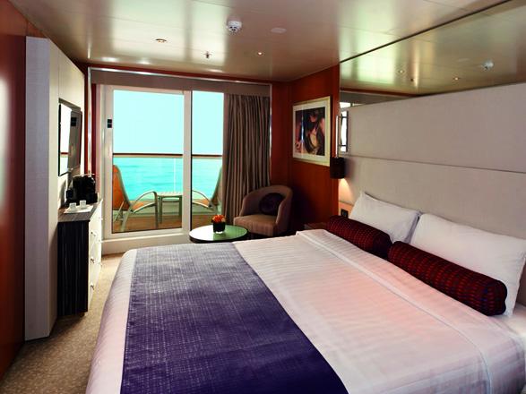 Foto cabina Costa  neoRomantica  - Cabina con balcone