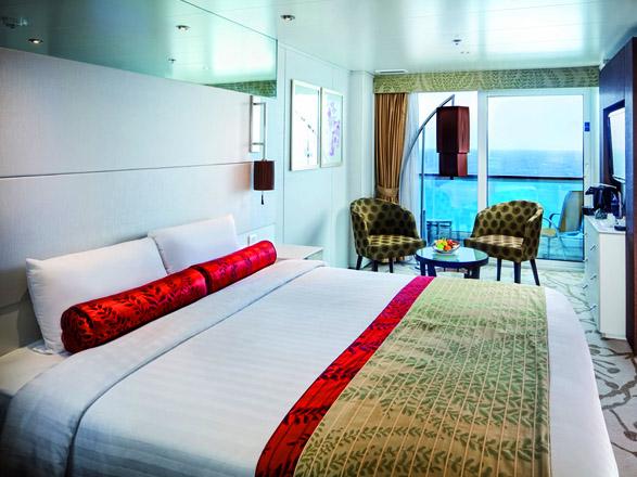 Foto cabina Costa  neoRomantica  - Cabina suite