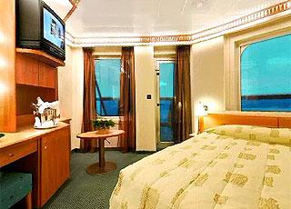 Foto cabina Costa Fortuna  - Cabina suite