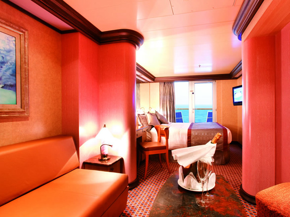 Foto cabina Costa Luminosa  - Cabina suite
