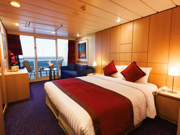 Foto cabina Costa neoRiviera  - Cabina suite
