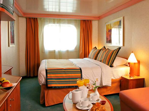 Foto cabina Costa Pacifica  - Cabina esterna