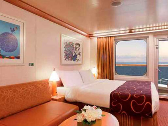 Foto cabina Costa Venezia  - Cabina con balcone