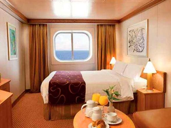 Foto cabina Costa Venezia  - Cabina esterna