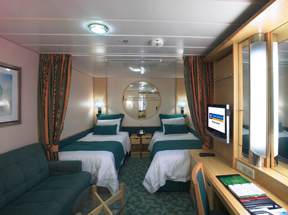 Foto cabina Freedom Of the Seas  - Cabina interna