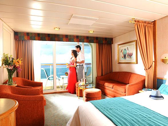 Foto cabina Grandeur of the Seas  - Cabina suite