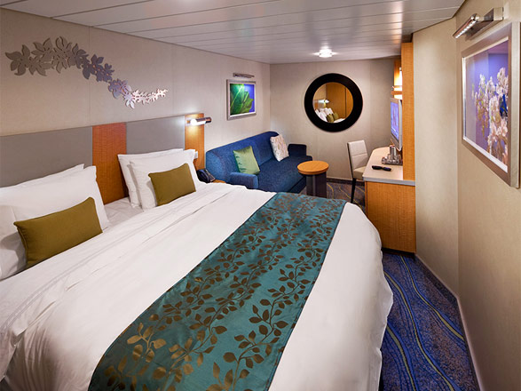 Foto cabina Harmony of the Seas  - Cabina interna