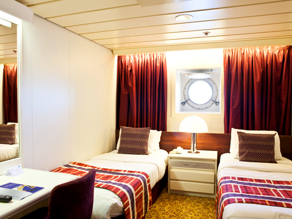 Foto cabina Horizon  - Cabina esterna