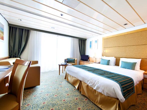 Foto cabina Horizon  - Cabina suite