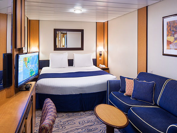 Foto cabina Jewel of the Seas  - Cabina interna