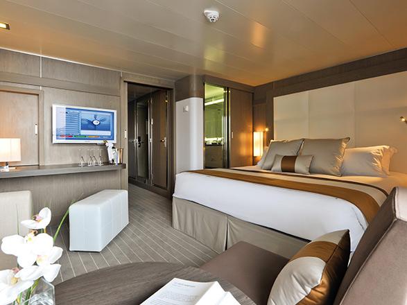 Foto cabina L'Austral  - Cabina suite