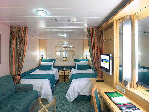 Foto cabina Liberty of the Seas  - Cabina interna
