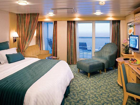 Foto cabina Liberty of the Seas  - Cabina suite